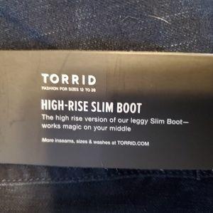 torrid Jeans - 26T Torrid Dressy Jeans